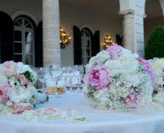 Decorazioni ristoranti per matrimonio