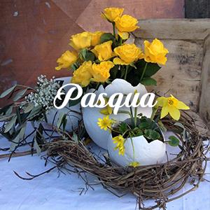 Composizioni floreali Pasqua