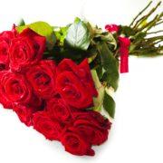 Consegna mazzo di fiori