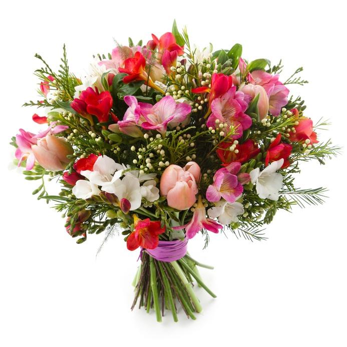 Consegna bouquet fiori domicilio