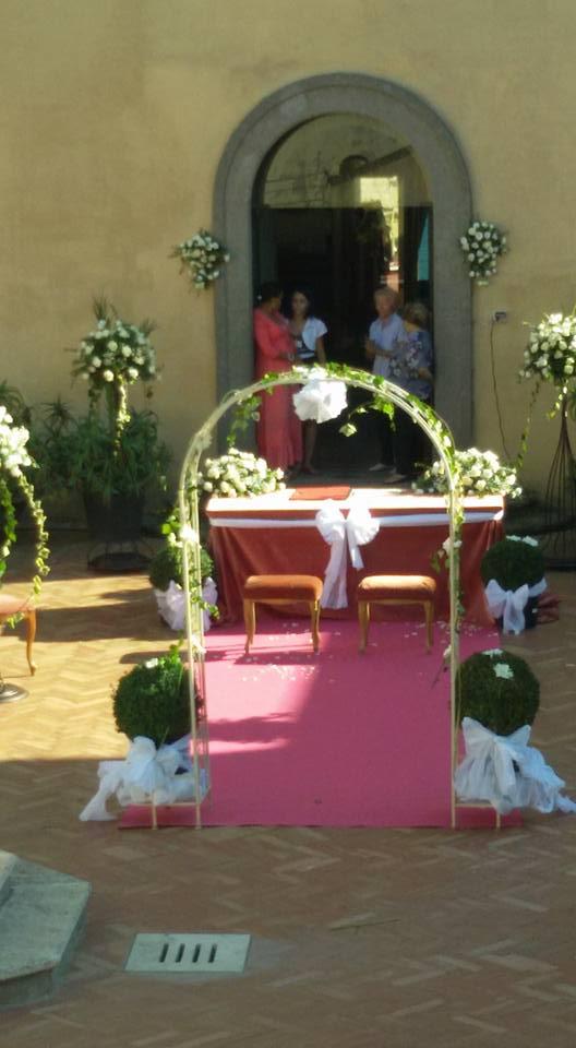 Matrimonio Spiaggia Nettuno : Il mio matrimonio a nettuno nel forte sangallo fioraio