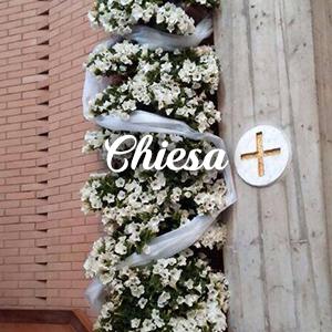Decorazioni Chiesa matrimonio