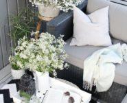 Fiori in balcone - balconi fioriti