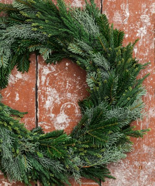 Corona per l'avvento: Natale 2020. Una parte del ricavato verrà devoluto all'Unitalsi